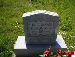 Levi Delbert Mannon