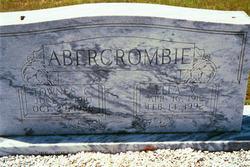 Ella V Abercrombie