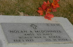 Nolan Arthur (Red) McDonnell