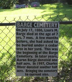 Barge Cemetery