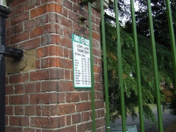 Faversham Cemetery