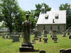 Jessops United Methodist Church Cemetery