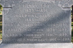 Josephine Laura Fry