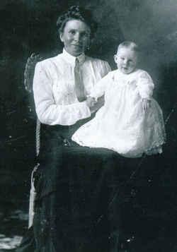 Georgia Alice <i>McCain</i> Ashby