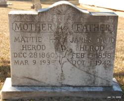 James David Herod