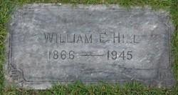William Elmer Hill