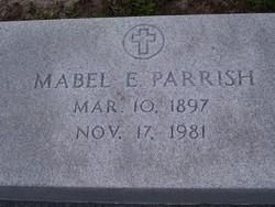 Mabel E. Parrish
