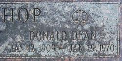 Donald Dean Bishop