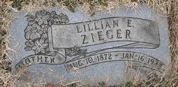 Lillian E. <i>Hahn</i> Zieger