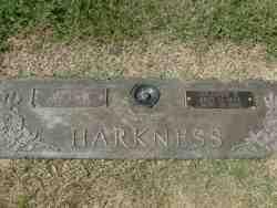Lloyd E Harkness