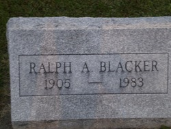 Ralph A. Blacker
