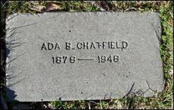 Ada B <i>Miller</i> Chatfield