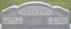 Charles Thomas Tom Allen