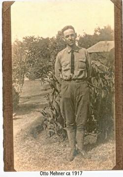 Otto Edward Mehner