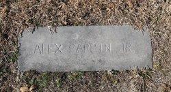 Alex Pappin, Jr