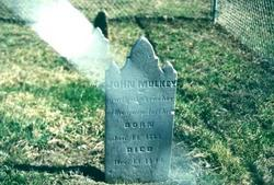 Rev John Mulkey