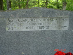 Clarence A. Hopkins