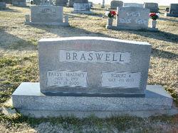 Patsy <i>Mauney</i> Braswell