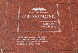 Sherry Crissinger
