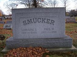 Paul H Smucker