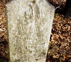 Mulbert James