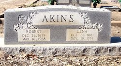 Lena Hayes <i>Alexander</i> Akins