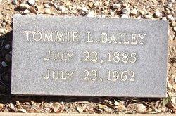 Tommie Lula <i>Daniel</i> Bailey