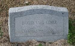 Darris Earl Comer