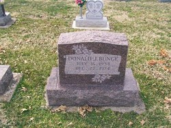 Donald John Bunge
