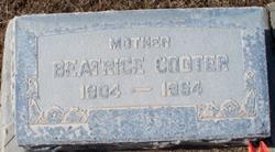 Beatrice E <i>Knight</i> Cooter
