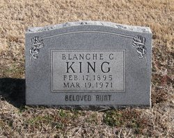 Blanche Morehouse <i>Conley</i> King