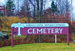 Adrian-Anita Roman Catholic Cemetery