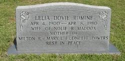 Lelia Dovie Romine