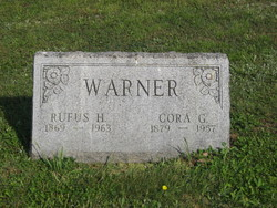 Cora Grace <i>Rohrbaugh</i> Warner