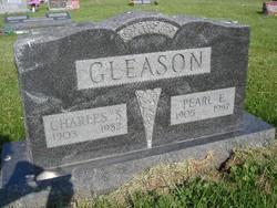 Pearl E. <i>Allington</i> Gleason