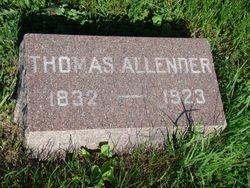 Thomas Allender