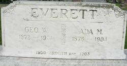 Geo W Everett