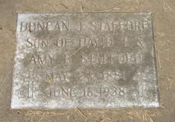 Duncan J Stafford