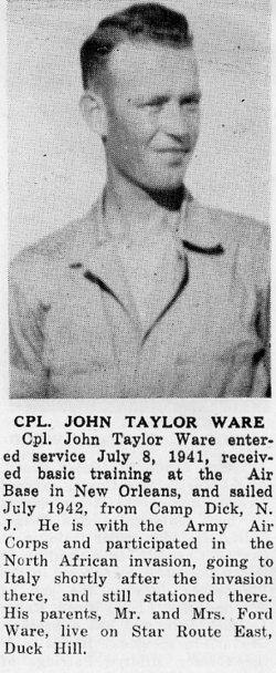 John Taylor Ware