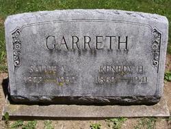 Sallie V. <i>Wolfe</i> Garreth