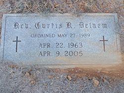 Rev Curtis R. Delarm
