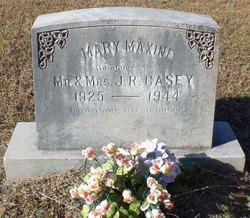 Mary Maxine <i>Casey</i> Chancey