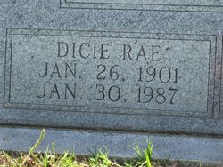 Dicie Ray <i>Jennings</i> Hardcastle