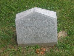 Josephine A. <i>Conrades</i> Donk