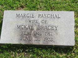 Margie Frances <i>Pascal</i> Bracey