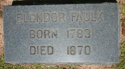 Eleanor Faulk