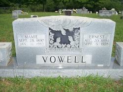 William Ernest Vowell