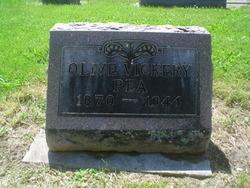 Olive Abigail <i>Vickery</i> Pea