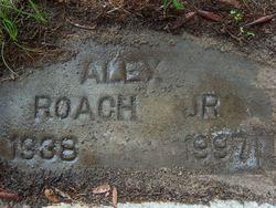 Alex Roach, Jr