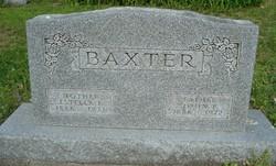 Agnes Estella <i>Kinson</i> Baxter
